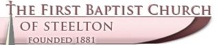 The First Baptist Church of Steelton